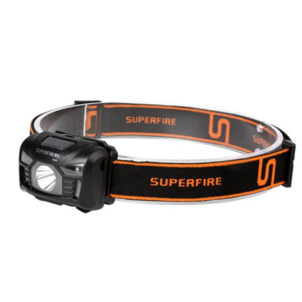 Superfire hodelykt HL06