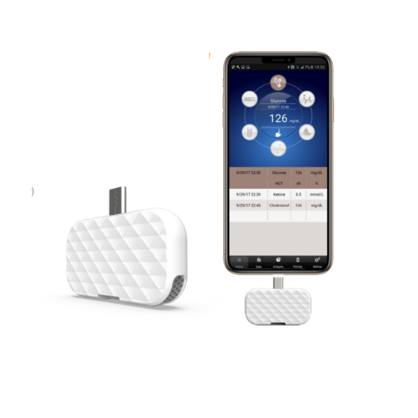 TD-4143 USB-c Dongle android